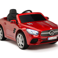 MB SL500 Candy Apple Red for kids
