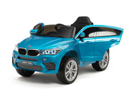 BMW X6 12V Ride On SUV W/Opening Doors and 2.4G Remote Control