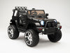 Toddler jeep with remote control and 4WD Four Motors