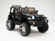 Rambler Ride On jeep with 2.4G Remote, Rubber Tires and 4 Motors