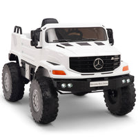 Toddler Mercedes-Benz