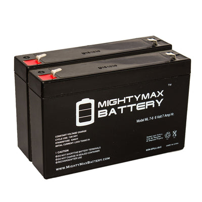Replacement Battery - Exotic Maserati Style Remote Control Ride On