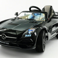 Mercedes SLS AMG 12V Toddler Remote Control Ride On Car