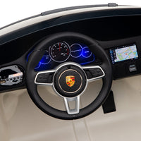 Porsche Cayenne S Dashboard with LED backlight