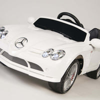 Mercedes-Benz SLR McLaren Ride On Premium Luxury Sports Car With 2.4G Remote Control