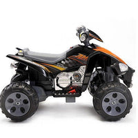 ATV 12V Ride On Car W/Twin Motors
