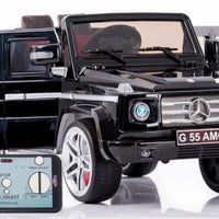 Toddler Remote Control Ride On Mercedes G-Wagon