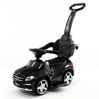 Mercedes GL63 Kids Convertible Ride On Push and Foot to Floor Car