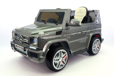Licensed Mercedes G65 AMG SUV Ride On 12 Volt W/Remote Control