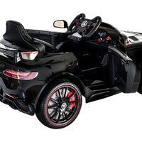 GT4 Mercedes Remote Ride On Car for Babies