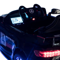 GT4 Mercedes Remote Ride On Car for Toddlers