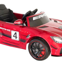 Baby Ride On Car GT4 Mercedes