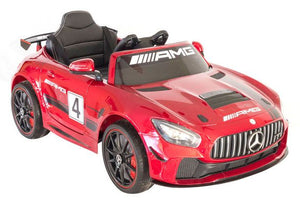 Toddler Car Mercedes-AMG GT4 Remote Control Ride On Car