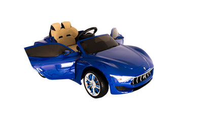 Maserati Alfieri Remote Control 12V Toddler Ride On Car W/Touchscreen