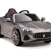 Kid's Maserati with remote control for parents