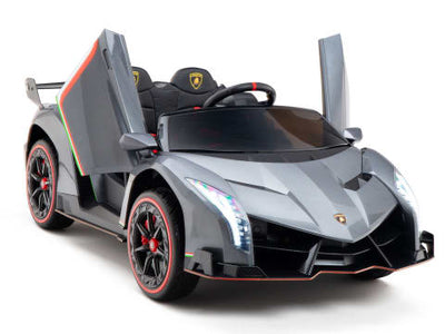 Lamborghini Veneno 2 Seat Remote Control Ride On With 4WD