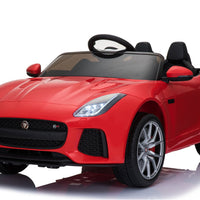 Jaguar F-Type SVR Ride On Sports Car with 2.4G Remote Control