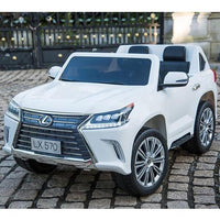 Toddler Lexus LX 570 with Remote Control