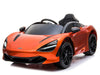 Toddler Ride On McLaren 720S with Remote Control