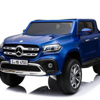 Toddler Mercedes Pickup Truck with Four Motors