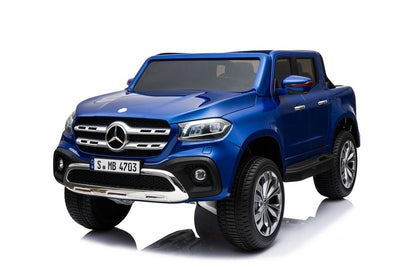 Mercedes-Benz X-Class 4WD Toddler Remote Control Ride On Two Seater Pickup Truck