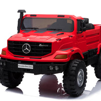 Mercedes Zetros 24 Volt Remote Control Ride On 2 Seat Truck