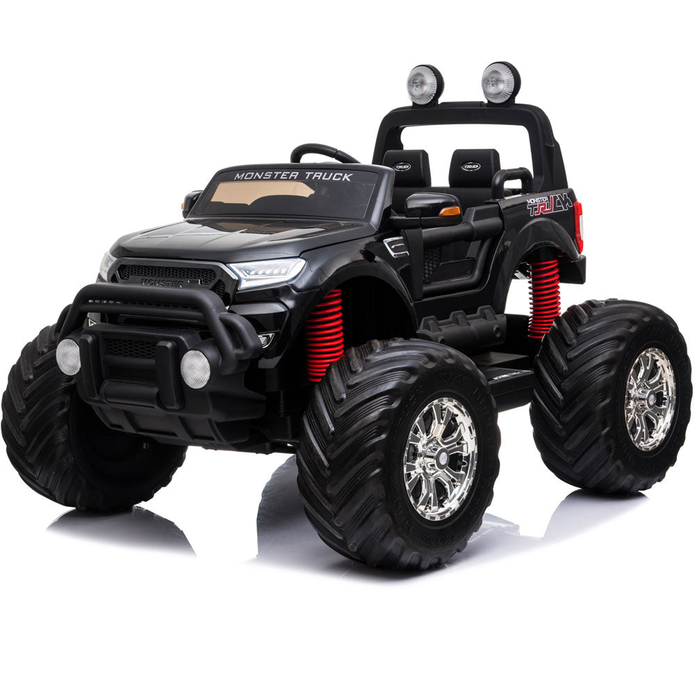 Monster Truck 4WD Lifted Toddler Remote Control Ride On