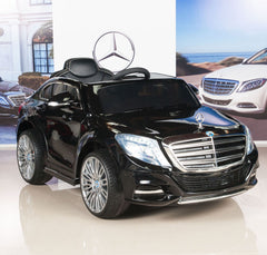 Mercedes Toddler Ride On S600 Big Flagship Sedan with Remote Control
