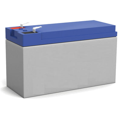 Replacement Battery - Four Motor 4WD jeep