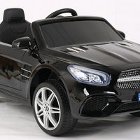 Mercedes-Benz SL500 with remote for toddlers