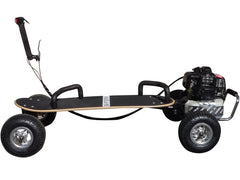 Gas Powered Skateboard 49cc