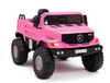 Pink Power Wheels With Remote