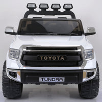 Toyota Tundra XL 24 Volt Remote Control 2 Seat Ride On Pickup Truck W/Leather Seat