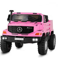 Pink Toddler Car for girls