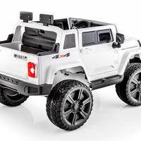 Rancher Remote Control Toddler Ride On jeep W/4 Motor 4WD