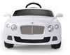 White Bentley Remote Control Ride On Car