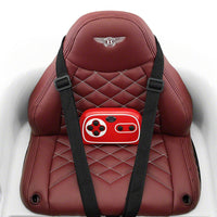 Seat Bentley EXP 12 Electric 12V Sports Remote Control Ride On Car