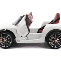 Side view Bentley EXP 12 Electric 12V Sports Remote Control Ride On Car