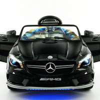 Mercedes CLA 45 12V Toddler Remote Control Ride On Coupe