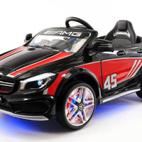 Mercedes CLA 45 12V Sport Toddler Remote Control Ride On Coupe