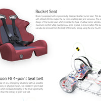 seat for Henes Broon F830 With Android