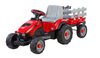 Case IH Lil Ride On Tractor & Trailer