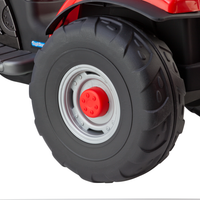 Case IH Lil Ride On Tractor wheel