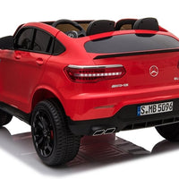 Mercedes Benz Two Seat Remote Control Ride On Car Power Wheels