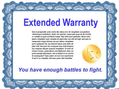 Additional 6 Month Extended Warranty