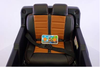 toddler car leather seat