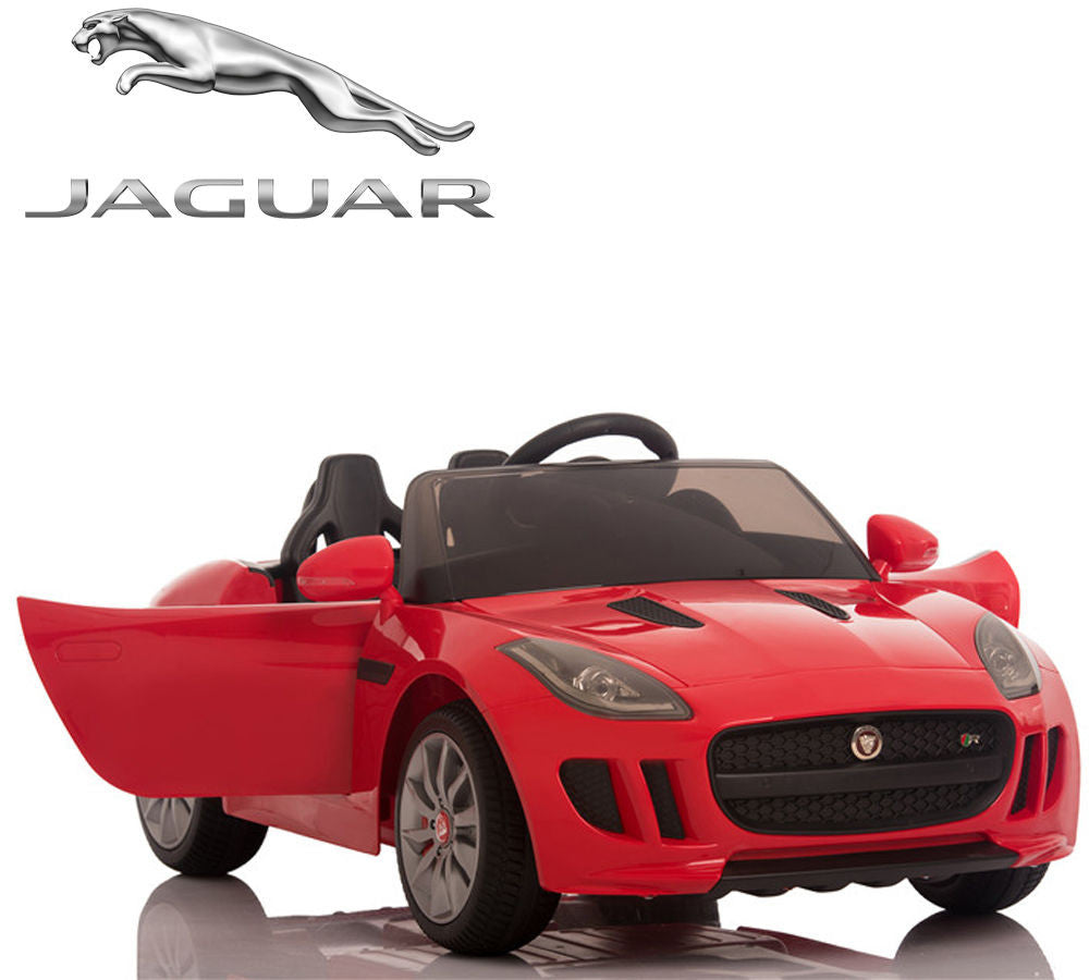 Jaguar F-Type Ride On Luxury Sports Car with 2.4G Remote Control