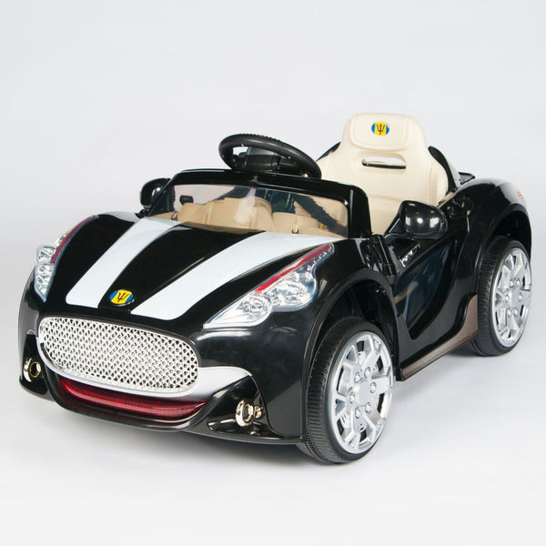 Power Wheels Cars Bentley: Exotic Maserati Style 12v Remote Control Ride On Coupe W