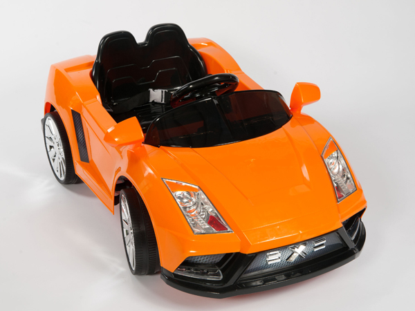 Lamborghini Style Remote Control Ride On Car With MP3 Twin 12V Motors