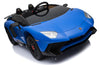 BDM0913 remote control ride on Lamborghini Aventador SV